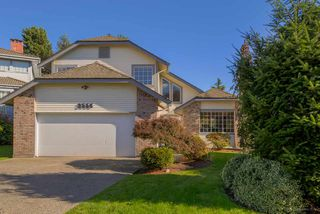 Photo 1: 2556 JASMINE Court in Coquitlam: Summitt View House for sale : MLS®# R2110063