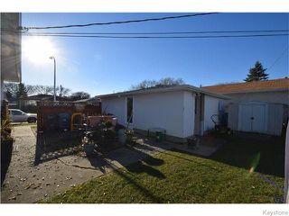 Photo 19: 2 Hanna Street in Winnipeg: Margaret Park Residential for sale (4D)  : MLS®# 1628580