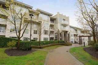 "Photo 1: 312 3625 WINDCREST Drive in North Vancouver: Roche Point Condo for sale in ""Windsong at Ravenwoods"" : MLS®# R2127596"