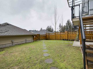 Photo 19: 3482 GALLOWAY Avenue in Coquitlam: Burke Mountain House for sale : MLS®# R2139376