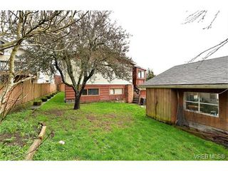 Photo 15: 854 Phoenix Street in VICTORIA: Es Old Esquimalt Single Family Detached for sale (Esquimalt)  : MLS®# 375379