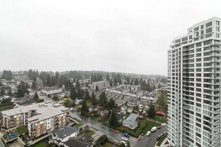 "Photo 15: 2604 602 COMO LAKE Avenue in Coquitlam: Coquitlam West Condo for sale in ""BOSA UPTOWN"" : MLS®# R2153152"