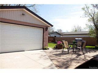 Photo 17: 62 Thunder Bay in Winnipeg: Meadowood Residential for sale (2E)  : MLS®# 1711204