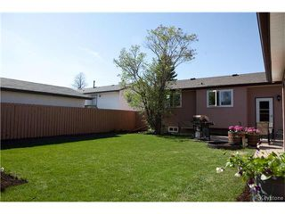 Photo 20: 62 Thunder Bay in Winnipeg: Meadowood Residential for sale (2E)  : MLS®# 1711204