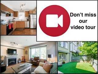 """Photo 1: 64 20038 70 Avenue in Langley: Willoughby Heights Townhouse for sale in """"Daybreak"""" : MLS®# R2204002"""