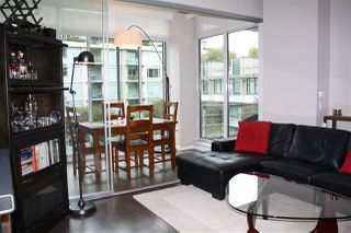 "Photo 2: 510 1633 ONTARIO Street in Vancouver: False Creek Condo for sale in ""KAYAK"" (Vancouver West)  : MLS®# R2216278"