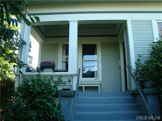 Photo 1: 1524 Foul Bay Road in VICTORIA: Vi Jubilee Residential for sale (Victoria)  : MLS®# 367068