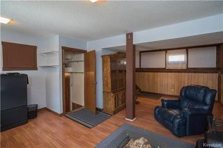 Photo 15: 75 Dzyndra Crescent in Winnipeg: Mission Gardens Residential for sale (3K)  : MLS®# 1808651