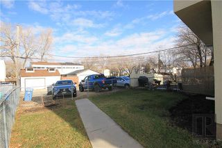 Photo 15: 697 Elizabeth Road in Winnipeg: Windsor Park Residential for sale (2G)  : MLS®# 1829191