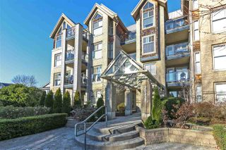 "Main Photo: 203 20237 54 Avenue in Langley: Langley City Condo for sale in ""The Avante"" : MLS®# R2324467"