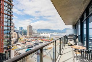 "Main Photo: 1808 108 W CORDOVA Street in Vancouver: Downtown VW Condo for sale in ""WOODWARDS"" (Vancouver West)  : MLS®# R2326263"