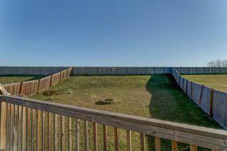 Photo 28: 1107 37B Avenue in Edmonton: Zone 30 House Half Duplex for sale : MLS®# E4139993