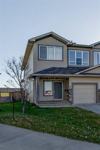 Photo 2: 1107 37B Avenue in Edmonton: Zone 30 House Half Duplex for sale : MLS®# E4139993