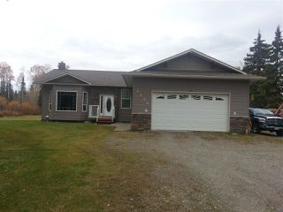 Main Photo: 8820 TABOR GLEN Drive in Prince George: Tabor Lake House for sale (PG Rural East (Zone 80))  : MLS®# R2331944