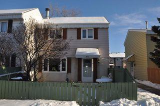 Main Photo: 19G CALLINGWOOD Court in Edmonton: Zone 20 Townhouse for sale : MLS®# E4140524