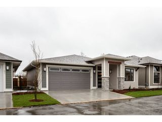 """Photo 2: 42 46110 THOMAS Road in Chilliwack: Vedder S Watson-Promontory House for sale in """"THOMAS CROSSING"""" (Sardis)  : MLS®# R2334699"""