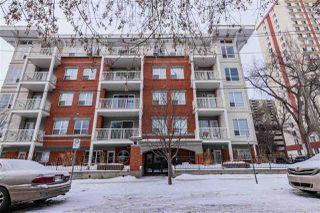 Main Photo: 107 8488 111 Street in Edmonton: Zone 15 Condo for sale : MLS®# E4141819