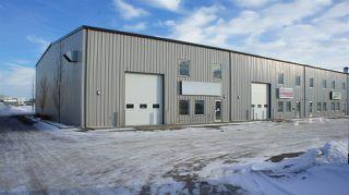 Main Photo: 108 7609 Sparrow Drive: Leduc Industrial for lease : MLS®# E4142619