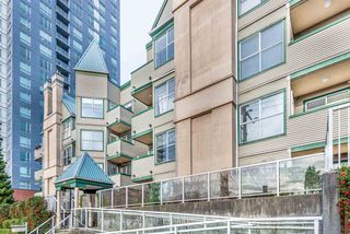 """Photo 3: 107 509 CARNARVON Street in New Westminster: Downtown NW Condo for sale in """"HILLSIDE PLACE"""" : MLS®# R2340236"""