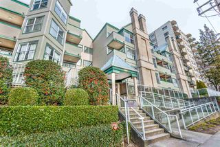 """Photo 2: 107 509 CARNARVON Street in New Westminster: Downtown NW Condo for sale in """"HILLSIDE PLACE"""" : MLS®# R2340236"""