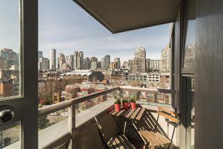 "Photo 13: 908 1008 CAMBIE Street in Vancouver: Yaletown Condo for sale in ""Waterworks"" (Vancouver West)  : MLS®# R2348367"