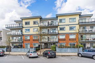 "Main Photo: 203 22363 SELKIRK Avenue in Maple Ridge: West Central Condo for sale in ""CENTRO"" : MLS®# R2354441"