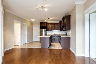 "Photo 3: 203 22363 SELKIRK Avenue in Maple Ridge: West Central Condo for sale in ""CENTRO"" : MLS®# R2354441"