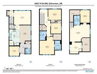Photo 30: 2035 74 Street in Edmonton: Zone 53 House for sale : MLS®# E4153418