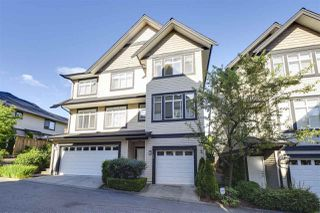 """Main Photo: 66 19932 70 Avenue in Langley: Willoughby Heights Townhouse for sale in """"SUMMERWOOD"""" : MLS®# R2361960"""