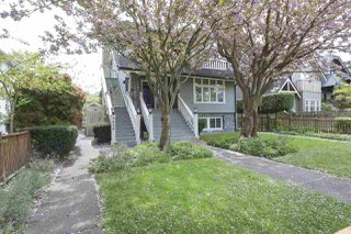 Main Photo: 3450 W 3RD Avenue in Vancouver: Kitsilano Townhouse for sale (Vancouver West)  : MLS®# R2363406