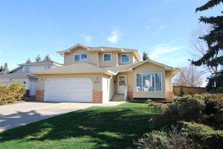 Main Photo: 477 Burton Road in Edmonton: Zone 14 House for sale : MLS®# E4156491