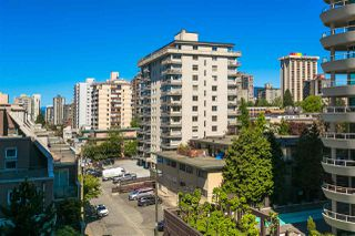 "Photo 7: 807 1003 PACIFIC Street in Vancouver: West End VW Condo for sale in ""Seastar"" (Vancouver West)  : MLS®# R2369392"