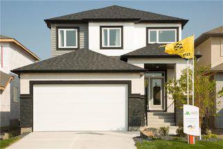 Main Photo: 226 Daylan Marshall Gate in Winnipeg: Amber Trails Residential for sale (4F)  : MLS®# 1912635