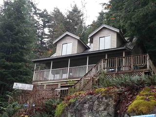 Photo 1: 9 GAMBIER ISLAND SEA Ranch in Sunshine Coast: Home for sale : MLS®# R2162449