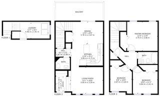 Photo 30: 16777 91 Street in Edmonton: Zone 28 Townhouse for sale : MLS®# E4164996