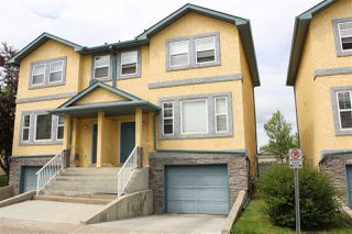 Photo 1: 16777 91 Street in Edmonton: Zone 28 Townhouse for sale : MLS®# E4164996
