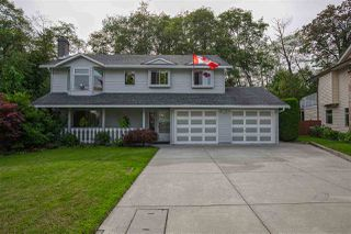 "Photo 1: 8677 147 Street in Surrey: Bear Creek Green Timbers House for sale in ""BEAR CREEK/GREENTIMBERS"" : MLS®# R2393262"
