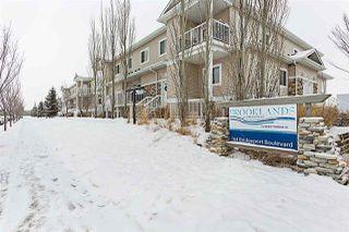 Photo 1: 212 164 BRIDGEPORT Boulevard: Leduc Carriage for sale : MLS®# E4183076