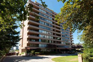 Photo 1: 1008 460 WESTVIEW Street in Coquitlam: Coquitlam West Condo for sale : MLS®# R2435763