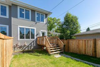 Photo 49: 9739 70 Avenue in Edmonton: Zone 17 House Half Duplex for sale : MLS®# E4200433