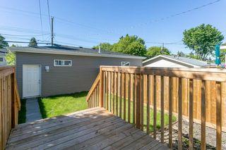 Photo 50: 9739 70 Avenue in Edmonton: Zone 17 House Half Duplex for sale : MLS®# E4200433