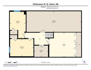 Photo 43: 25 Burnham Place: St. Albert House for sale : MLS®# E4206919