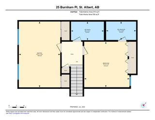 Photo 42: 25 Burnham Place: St. Albert House for sale : MLS®# E4206919
