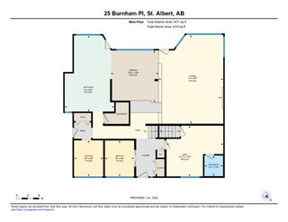 Photo 41: 25 Burnham Place: St. Albert House for sale : MLS®# E4206919