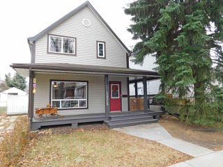 Photo 1: 12215 91 Street in Edmonton: Zone 05 House for sale : MLS®# E4219985