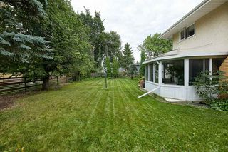 Photo 38: 5103 LANSDOWNE Drive in Edmonton: Zone 15 House for sale : MLS®# E4220870