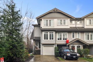 "Photo 1: 34 8250 209B Street in Langley: Willoughby Heights Townhouse for sale in ""The Outlook"" : MLS®# R2526362"
