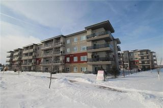 Photo 1: 306 80 Philip Lee Drive in Winnipeg: Crocus Meadows Condominium for sale (3K)  : MLS®# 202100386