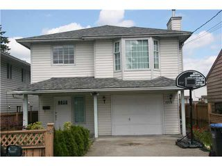 Photo 1: 3278 LIVERPOOL Street in Port Coquitlam: Glenwood PQ House for sale : MLS®# V871130