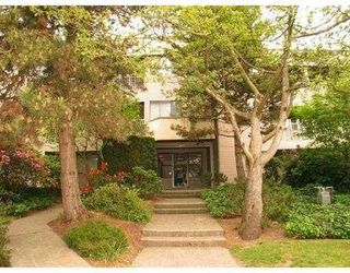"Photo 1: 103 1209 HOWIE AV in Coquitlam: Central Coquitlam Condo for sale in ""CREEKSIDE MANOR"" : MLS®# V577234"